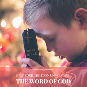 Help children understand the Bible